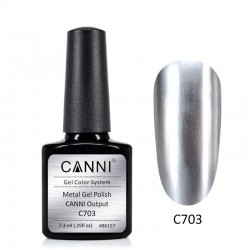 7.3ml C703 Canni Metal Gel Polish