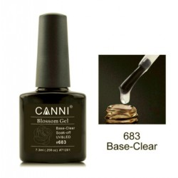 7,3ml CANNI Blossom Gel Base Clear