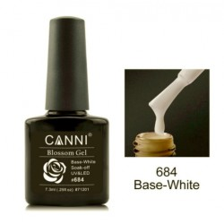7,3ml CANNI Blossom Gel Base White
