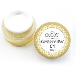 01 CANNI 3 D emboss gel