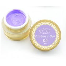 05 Canni 3 D emboss gel